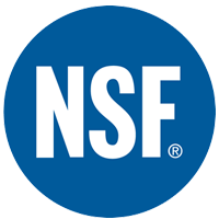 <b>NSF</b> (National Sanitation Foundation) Approved